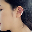 cheap Sports Support & Protective Gear-Women's Stud Earrings Ear Cuff - Silver / Golden For Daily Casual
