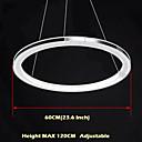 preiswerte Backformen-Kreisförmig Kronleuchter Raumbeleuchtung - LED, 110-120V / 220-240V, Wärm Weiß / Kühl Weiß, LED-Lichtquelle enthalten / 10-15㎡