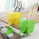 cheap Kitchen Tools-Jumbo The Elephant Cutlery Holder  Toothbrush Holder (Random Color)