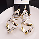 cheap Religious Jewelry-Women's Drop Earrings - Silver / Golden For Wedding / Party / Daily