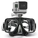 billige Veggklistremerker-Svømming Dykkemasker Montert Til Action-kamera Alle Gopro 5 Gopro 4 Session Gopro 4 Gopro 3 Gopro 3+ Gopro 2 Gopro 1 Sports DV Gopro 3/2/1