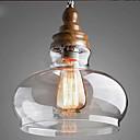 hesapli LED Çift-Pimli Işıklar-çanak Avize Lambalar Aşağı Doğru 110-120V / 220-240V, Sarı, Ampul dahil değil / 10-15㎡ / E26 / E27
