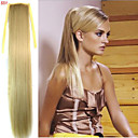 cheap Hair Braids-Ponytails Synthetic Hair Hair Piece Hair Extension Straight