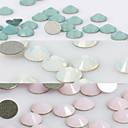 baratos Fones de Ouvido-50 pcs Jóias de unha Abstracto / Clássico Diário Abstracto / Clássico