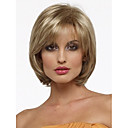 cheap Synthetic Capless Wigs-new wig heat resistant cosplay short auburn mix straight fashion bob hair wig