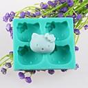 billige Dekorative objekter-Bageværktøj Plast Kage Cake Moulds 1pc
