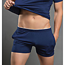 cheap Men's Accessories-Men's Super Sexy Boxers Underwear Solid Colored 1 Piece