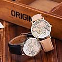 preiswerte Modische Uhren-Damen Armbanduhr Armbanduhren für den Alltag PU Band Charme / Modisch Schwarz / Weiß / Khaki