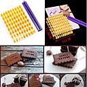 preiswerte Plätzchen-Werkzeuge-Backwerkzeuge Kunststoff Kuchen Kuchenformen 1pc