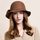 cheap Historical & Vintage Costumes-Wool Hats Headpiece