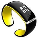 זול שעונים חכמים-YY-L12S חכמים שעונים Smart צמיד Android iOS Blootooth ספורטיבי עמיד במים מסך מגע כלוריות שנשרפו המתנה ארוכה טיימר מד פעילות מעקב שינה תזכורת בישיבה מצאו את המכשירשלי / שיחות ללא מגע יד / Alarm Clock