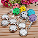 cheap Bracelets-Women's Wrist Watch Casual Watch Alloy Band Candy color / Fashion Silver