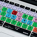 Недорогие Аксессуары для MacBook-xskn Logic Pro х 10 клавиш крышка наложения силиконовая клавиатура для MacBook Pro воздуха сетчатки 13 '' 15 '' 17 ''