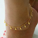 cheap Body Jewelry-Tassel Anklet - Tassel, Vintage, Party Screen Color For Daily / Women's