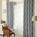 cheap Blackout Curtains-Blackout Curtains Drapes Bedroom Polyester Jacquard
