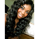 cheap Human Hair Wigs-Human Hair Full Lace Wig Brazilian Hair Body Wave Loose Wave Wig 130% Density with Baby Hair Natural Hairline African American Wig 100% Hand Tied Women's Short Medium Length Long Human Hair Lace Wig