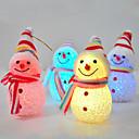 abordables Lámparas de Noche-regalos de la decoración de Navidad ofing del diseño del regalo de navidad adornos de árbol de navidad gleamy es al azar