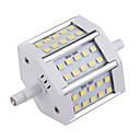 billige Kornpærer med LED-YWXLIGHT® 810 lm R7S LED-kornpærer T 30 leds SMD 2835 Dekorativ Varm hvit Kjølig hvit AC 85-265V