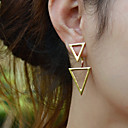 cheap Earrings-Women's Drop Earrings - European, Simple Style Silver / Golden For Party / Daily / Casual