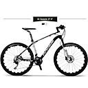 baratos Bell & Locks & Mirrors-Bicicleta De Montanha Ciclismo 30 velocidade 27,5 polegadas SHIMANO M610 Freio a Disco Duplo Garfo com Suspensão a Ar Garfo Rígido Traseiro Comum Carbono / Liga de alumínio