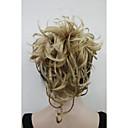 voordelige Haar Stukken-Clip-in Paardenstaart Synthetisch haar Haar stuk Haarextensies Natuurlijk golvend