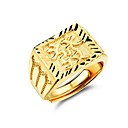 cheap RC Parts & Accessories-Men's Ring Adjustable Ring - Party, Casual Jewelry Gold For Party