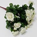 tanie Sztuczny kwiat-Sztuczne Kwiaty 1 Gałąź minimalistyczny styl Azalia Bukiety na stół