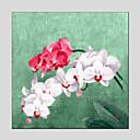 halpa Asetelmamaalaukset-Hang-Painted öljymaalaus Maalattu - Asetelma European Style Moderni Kangas