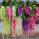cheap Artificial Flower-Artificial Flowers 1 Branch Simple Style Plants Wall Flower