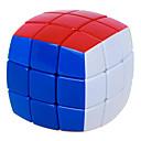 abordables Cubos de Rubik-Cubo de rubik 3*3*3 Cubo velocidad suave Cubos mágicos rompecabezas del cubo Nivel profesional Velocidad Regalo Clásico Chica