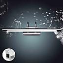 povoljno Rasvjeta taštine-nehrđajući čelik led ogledala svjetla akril 9w kupaonica zidne svjetiljke make-up svjetla hladno bijela / topla bijela (veličina: 57x13.5x15) ispraznost svjetlo