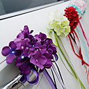 cheap Party Supplies-Engagement Satin Wedding Decorations Beach Theme / Floral Theme / Fairytale Theme Winter Spring Summer Fall
