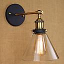 preiswerte Wandleuchten-Rustikal / Ländlich Wandlampen Metall Wandleuchte 110V / 110-120V / 220-240V 40W