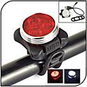 olcso Billentyűzet tartozékok-YG-185 Kerékpár világítás LED 240 lumens 4.0 világítás mód Újratölthető / Vízálló / Night vision Kerékpározás Fehér / Piros