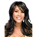 cheap Synthetic Capless Wigs-Synthetic Wig Curly Synthetic Hair Wig Women's Medium Length Capless