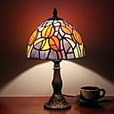 halpa Plafondit-Monivärinen Tiffany / Rustiikki / Uutuus Työpöydän lamppu Hartsi Wall Light 110-120V / 220-240V 25W