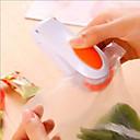 billige Frukt & Grønnsaks-verktøy-vakuum mat forsegler mini bærbar varmeforsegling maskin impuls plastpose tetningsmaskin