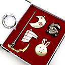 preiswerte Anime Cosplay Perücken-Schmuck Inspiriert von Tokyo Ghoul Cosplay Anime Cosplay Accessoires Halsketten Aleación Herrn neu Halloween Kostüme