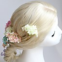abordables Tocados de Fiesta-tela flores tocado boda estilo elegante clásico femenino
