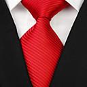 זול אביזרים לגברים-עניבת צווארון - יצירתי מסוגנן פאר קלסי מסיבה פסים חתונה בגדי ריקוד גברים
