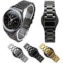 abordables Reloj Smart Accesorios-Ver Banda para Gear S2 Classic Samsung Galaxy Hebilla Clásica Acero Inoxidable Correa de Muñeca
