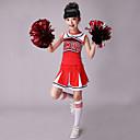 hesapli Amigo Kostümleri-Amigo Kostümleri Kıyafetler Performans Pamuklu / Splandeks Tema / Baskı Kolsuz Yüksek Top / Etek