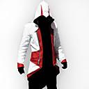 preiswerte Anime-Kostüme-Inspiriert von Meuchelmörder Cosplay Video Spiel Cosplay Kostüme Cosplay Kostüme Patchwork Langarm Mantel Kostüme