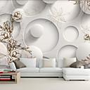 abordables Papel de Pared-Art Decó Fondo de pantalla Para el hogar Contemporáneo Revestimiento de pared , Otro Material adhesiva requerida Mural , Revestimiento de
