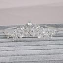 cheap Party Headpieces-Rhinestone Tiaras 1 Wedding / Special Occasion / Casual Headpiece