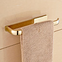 cheap Towel Bars-Towel Bar Contemporary Brass 1 pc - Hotel bath 1-Towel Bar