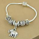 preiswerte Halsketten-Paar - Charme, Kette Armbänder Silber Für Party / Jahrestag / Geschenk / Alltag / Normal