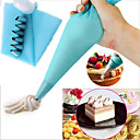 cheap Bakeware-Bakeware tools Stainless Steel / Silicone Eco-friendly / DIY For Bread / For Cake / For Pizza Decorating Tool 1set