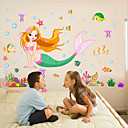 cheap Wall Stickers-Decorative Wall Stickers - Plane Wall Stickers Cartoon Living Room / Bedroom / Dining Room