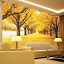 baratos Murais de Parede-Mural Vinil Revestimento de paredes - adesivo necessário Pintura